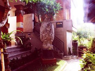 Teba House Ubud Guest House Bali - Bahçe