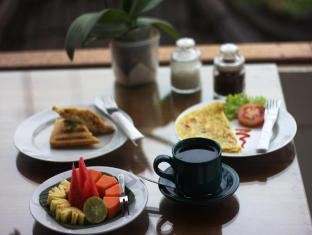 Teba House Ubud Guest House Μπαλί - Φαγητό και ποτό