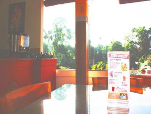 Teba House Ubud Guest House बाली - रेस्त्रां