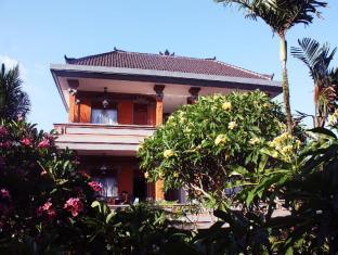 Teba House Ubud Guest House Bali - Kamar Tidur