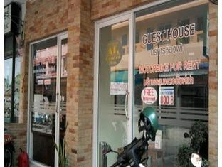 AT. Center Guesthouse and Motorbike Pattaya Pattaya - Hotel Entrance
