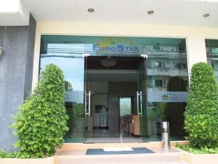 The New Eurostar Hotel and Spa Pattaya - Entrance