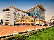 Vientiane Plaza Hotel: