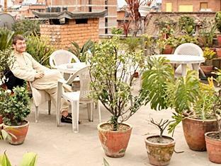 Thorong Peak Guest House Kathmandu - Terrace Garden