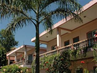 Rhino Lodge & Hotel Chitwan - Bahagian Dalaman Hotel