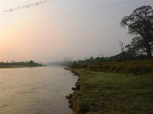 Rhino Lodge & Hotel Chitwan - Vedere