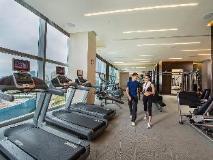 Crown Towers Macau: fitness room