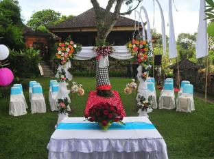 Tirta Ayu Hotel & Restaurant Tirtagangga Bali - Wedding Outdoor