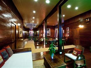 Pukha Nanfa Hotel Nan - Floor Lounge