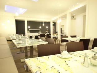 Pure White Prague - Breakfast Room