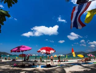 The Grand Orchid Inn Phuket - plaža