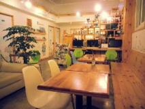 Blue Backpackers Hostel: executive lounge