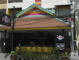 Atlas Hotel Cafe' & Bar Phuket - Hotel Exterior