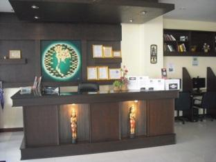 Atlas Hotel Cafe' & Bar Phuket - Reception
