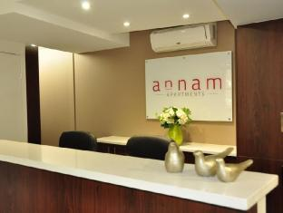 Annam Serviced Apartments Sydney - Reception