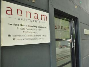 Annam Serviced Apartments Sydney - Reception Entrance