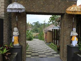 Ubud Green Resort Villas Bali - Entrance