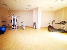 Al Bustan Tower Hotel Suites: fitness room