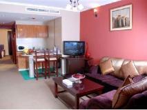 Al Bustan Tower Hotel Suites - guest room