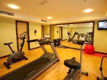 Citymax Sharjah Hotel: fitness room