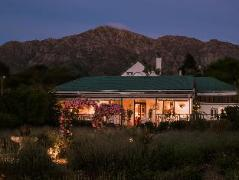 Residence Klein Oliphants Hoek | Cheap Hotels in Franschhoek South Africa