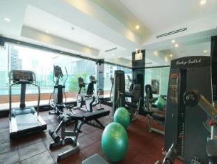 Amora NeoLuxe Suites Bangkok - Fitness Room