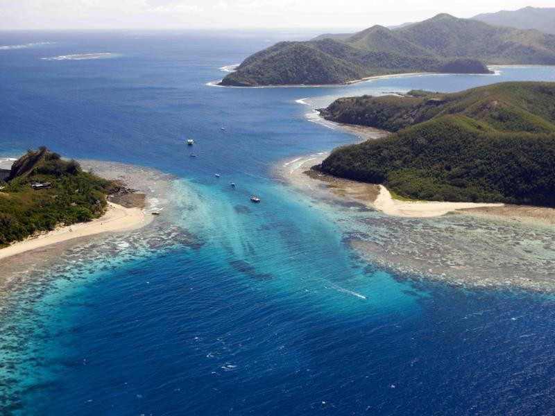 Mantaray Island Resort Yasawa Islands Fiji