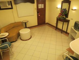 Cherry Blossoms Hotel Manila Manila - Bilik Suite