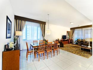 Golden Sands Hotel Apartments Dubai - Gästrum