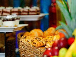 Golden Sands Hotel Apartments Dubai - Restaurang