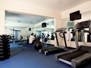 Golden Sands Hotel Apartments Dubai - Gym