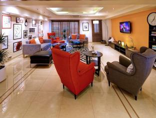Golden Sands Hotel Apartments Dubai - Executive Lounge