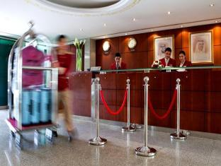 Golden Sands Hotel Apartments Dubai - Lobby