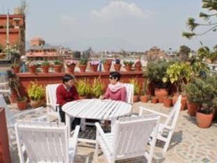 Khangsar Guest House Kathmandu - Rooftop Restaurant