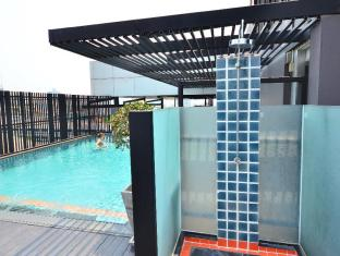 H-Residence Bangkok - Rain Shower