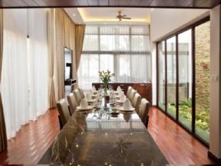 Vinpearl Danang Resort and Villas Da Nang - Villa Dining Room
