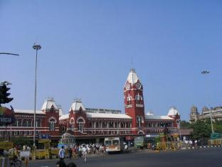 Bell Chennai Chennai - Nearby- Central Railway Station