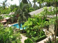 Samui Baan Sukreep Resort Thailand
