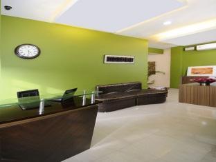 Swift Residency New Delhi i NCR - Recepcija