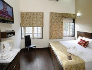 Swift Residency New Delhi i NCR - Gostinjska soba