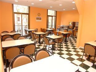 Hotel Cuatro Naciones Barcelona - Restaurant