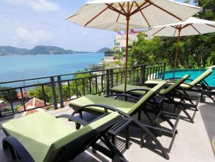 IndoChine Resort & Villas Phuket - Pool Villas 4-6 Bedroom - Balcony