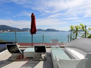 IndoChine Resort & Villas Phuket - Deluxe with Jacuzzi - Balcony