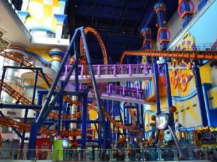 KL Apartment Times Square Kuala Lumpur - Berjaya Times Square Theme Park