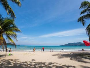 Patong Beach Bed and Breakfast Phuket - Utsiden av hotellet