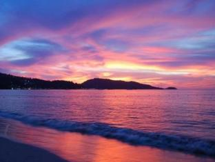 Patong Beach Bed and Breakfast Phuket - plaža
