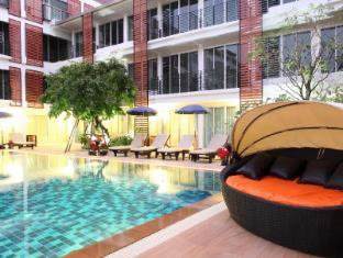 Paradise Hotel Udonthani Udon Thani - Royal Paradise Pool