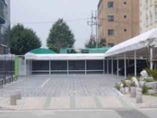 Midas Tourist Hotel Gwangju Metropolitan City - Exterior