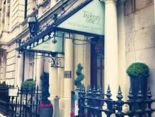 The Royal Horseguards Hotel Londonas - Viešbučio išorė