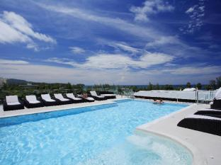 Grand Sunset Hotel Phuket - Piscina